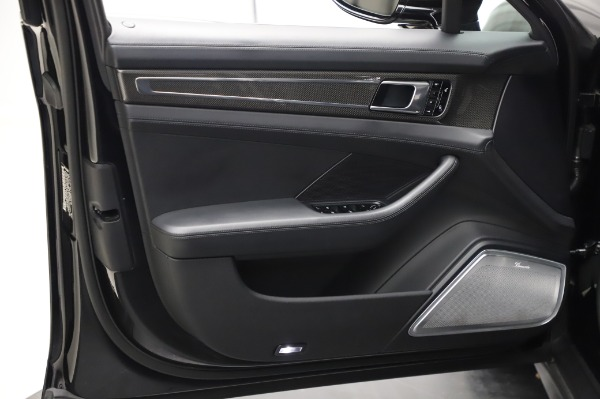 Used 2017 Porsche Panamera Turbo for sale $95,900 at Maserati of Westport in Westport CT 06880 23