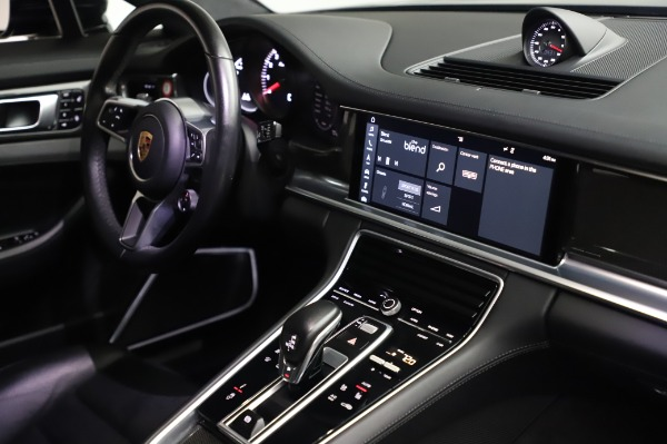 Used 2017 Porsche Panamera Turbo for sale $95,900 at Maserati of Westport in Westport CT 06880 25