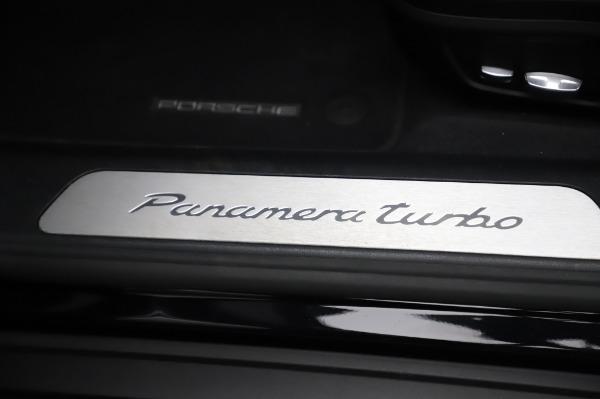 Used 2017 Porsche Panamera Turbo for sale $95,900 at Maserati of Westport in Westport CT 06880 26