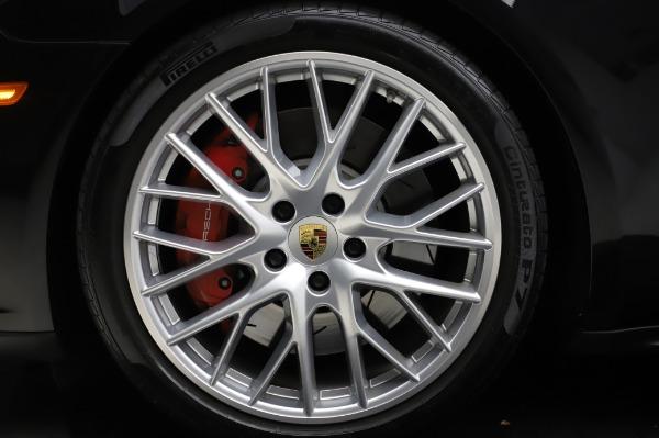 Used 2017 Porsche Panamera Turbo for sale $95,900 at Maserati of Westport in Westport CT 06880 27