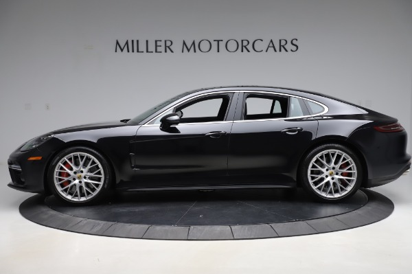 Used 2017 Porsche Panamera Turbo for sale $95,900 at Maserati of Westport in Westport CT 06880 3