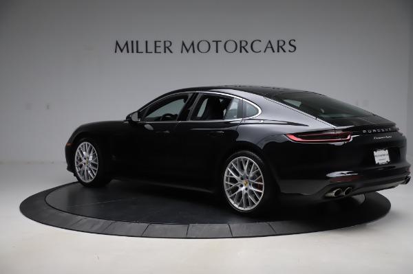 Used 2017 Porsche Panamera Turbo for sale $95,900 at Maserati of Westport in Westport CT 06880 4