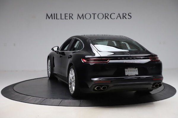 Used 2017 Porsche Panamera Turbo for sale $95,900 at Maserati of Westport in Westport CT 06880 5