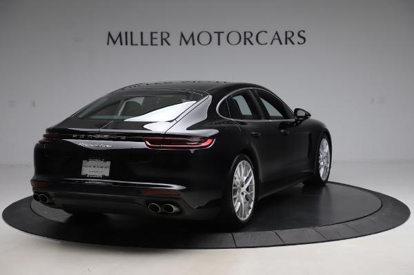 Used 2017 Porsche Panamera Turbo for sale $95,900 at Maserati of Westport in Westport CT 06880 7