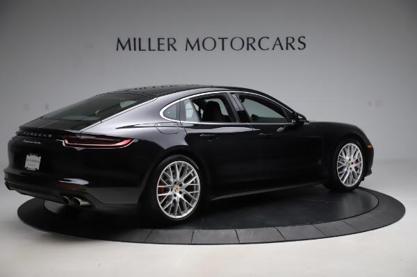 Used 2017 Porsche Panamera Turbo for sale $95,900 at Maserati of Westport in Westport CT 06880 8