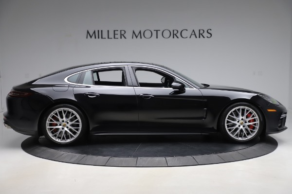 Used 2017 Porsche Panamera Turbo for sale $95,900 at Maserati of Westport in Westport CT 06880 9