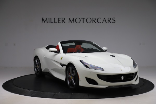 Used 2020 Ferrari Portofino Base for sale Call for price at Maserati of Westport in Westport CT 06880 11