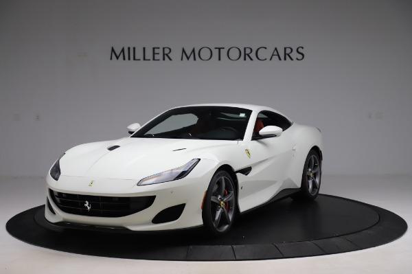 Used 2020 Ferrari Portofino Base for sale Call for price at Maserati of Westport in Westport CT 06880 13