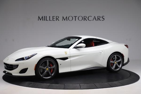 Used 2020 Ferrari Portofino Base for sale Call for price at Maserati of Westport in Westport CT 06880 14