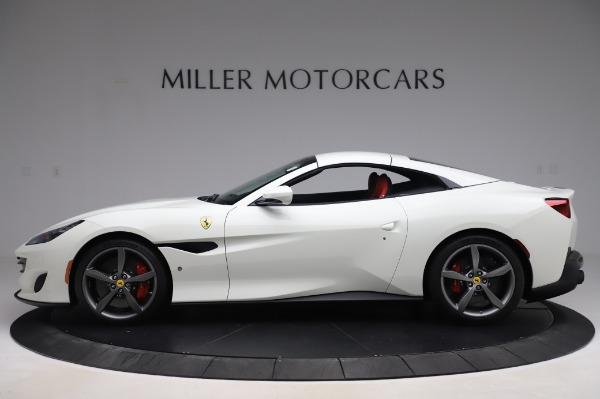 Used 2020 Ferrari Portofino Base for sale Call for price at Maserati of Westport in Westport CT 06880 15