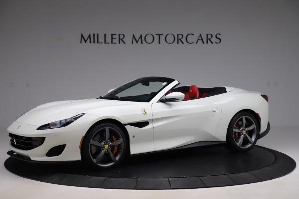 Used 2020 Ferrari Portofino Base for sale Call for price at Maserati of Westport in Westport CT 06880 2