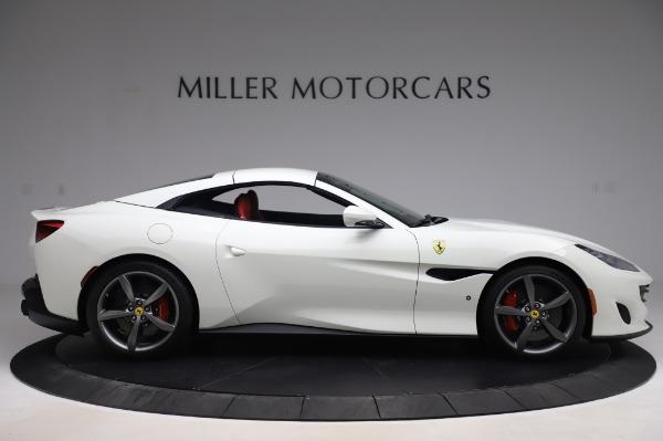 Used 2020 Ferrari Portofino Base for sale Call for price at Maserati of Westport in Westport CT 06880 21
