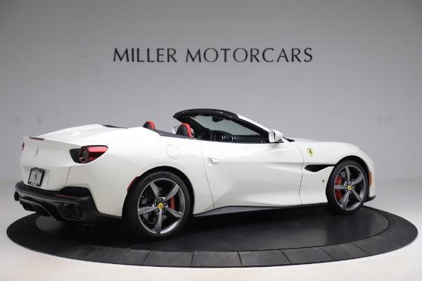 Used 2020 Ferrari Portofino Base for sale Call for price at Maserati of Westport in Westport CT 06880 8