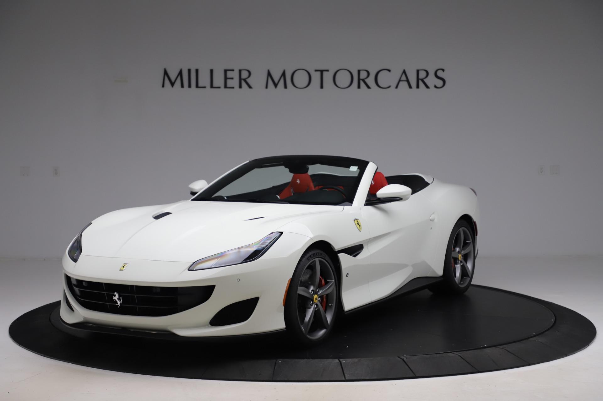 Used 2020 Ferrari Portofino Base for sale Call for price at Maserati of Westport in Westport CT 06880 1