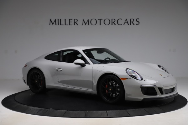 Used 2018 Porsche 911 Carrera GTS for sale Call for price at Maserati of Westport in Westport CT 06880 10