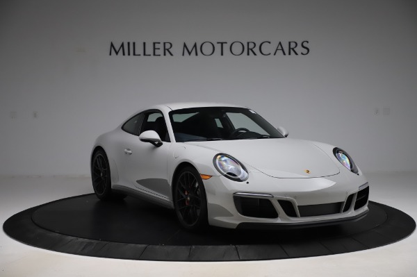 Used 2018 Porsche 911 Carrera GTS for sale Call for price at Maserati of Westport in Westport CT 06880 11