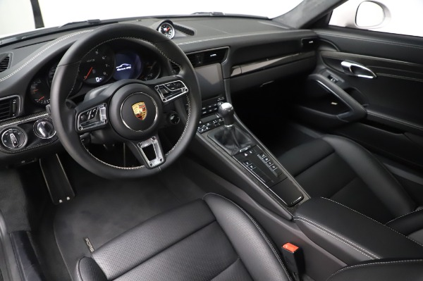 Used 2018 Porsche 911 Carrera GTS for sale Call for price at Maserati of Westport in Westport CT 06880 14