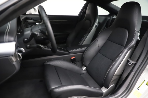 Used 2018 Porsche 911 Carrera GTS for sale Call for price at Maserati of Westport in Westport CT 06880 16