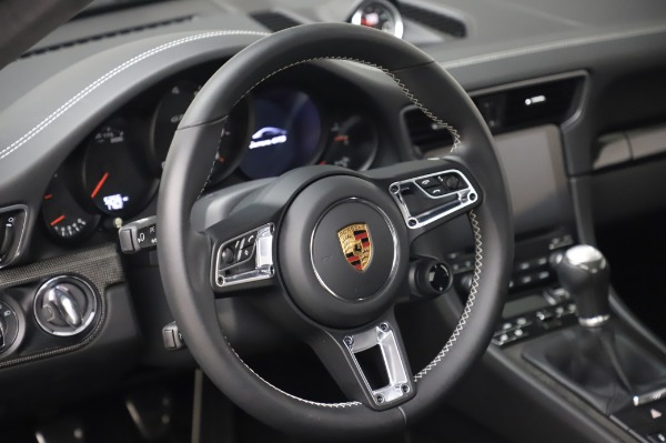Used 2018 Porsche 911 Carrera GTS for sale Call for price at Maserati of Westport in Westport CT 06880 17