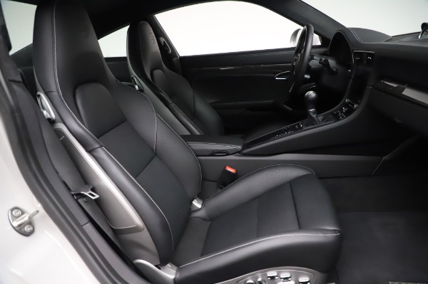 Used 2018 Porsche 911 Carrera GTS for sale Call for price at Maserati of Westport in Westport CT 06880 19