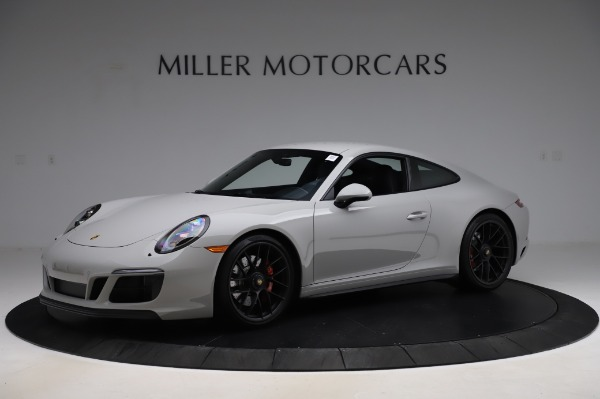 Used 2018 Porsche 911 Carrera GTS for sale Call for price at Maserati of Westport in Westport CT 06880 2