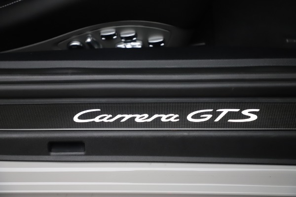 Used 2018 Porsche 911 Carrera GTS for sale Call for price at Maserati of Westport in Westport CT 06880 24