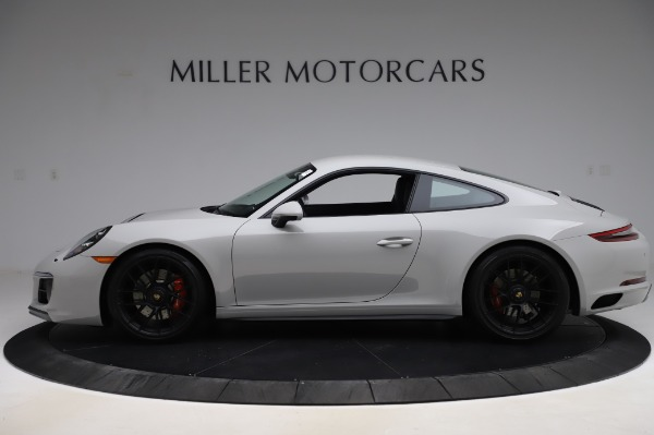Used 2018 Porsche 911 Carrera GTS for sale Call for price at Maserati of Westport in Westport CT 06880 3