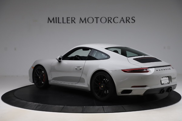 Used 2018 Porsche 911 Carrera GTS for sale Call for price at Maserati of Westport in Westport CT 06880 4
