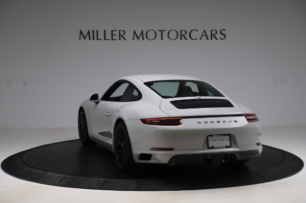 Used 2018 Porsche 911 Carrera GTS for sale Call for price at Maserati of Westport in Westport CT 06880 5