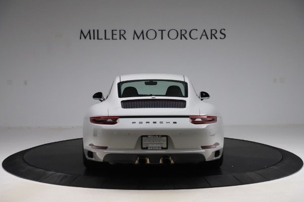 Used 2018 Porsche 911 Carrera GTS for sale Call for price at Maserati of Westport in Westport CT 06880 6