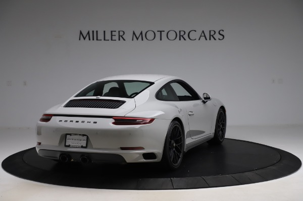 Used 2018 Porsche 911 Carrera GTS for sale Call for price at Maserati of Westport in Westport CT 06880 7