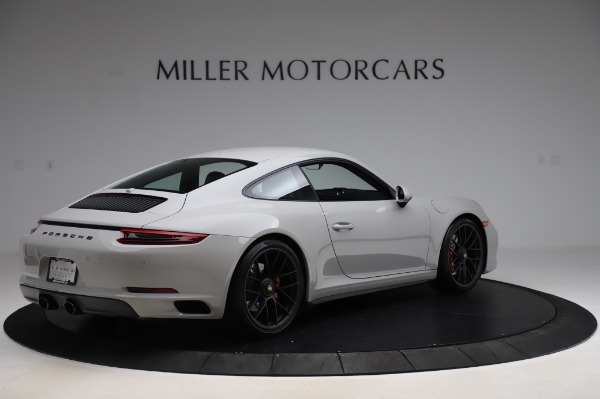 Used 2018 Porsche 911 Carrera GTS for sale Call for price at Maserati of Westport in Westport CT 06880 8
