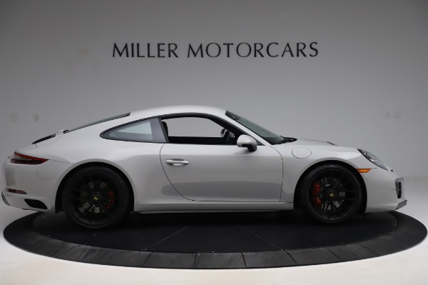 Used 2018 Porsche 911 Carrera GTS for sale Call for price at Maserati of Westport in Westport CT 06880 9