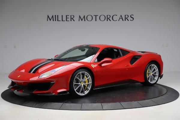 Used 2019 Ferrari 488 Pista for sale $447,900 at Maserati of Westport in Westport CT 06880 2