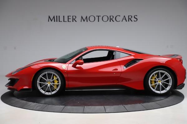 Used 2019 Ferrari 488 Pista for sale $447,900 at Maserati of Westport in Westport CT 06880 3