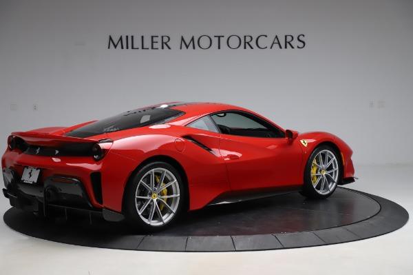 Used 2019 Ferrari 488 Pista for sale $447,900 at Maserati of Westport in Westport CT 06880 8