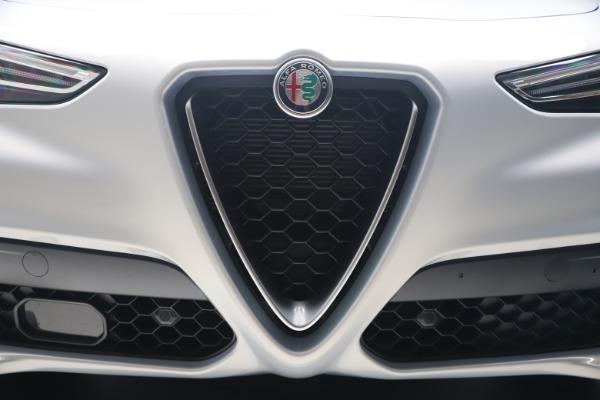 New 2020 Alfa Romeo Stelvio Q4 for sale Sold at Maserati of Westport in Westport CT 06880 13