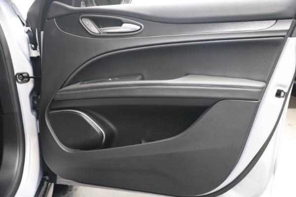 New 2020 Alfa Romeo Stelvio Q4 for sale Sold at Maserati of Westport in Westport CT 06880 25