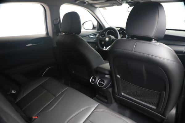 New 2020 Alfa Romeo Stelvio Q4 for sale Sold at Maserati of Westport in Westport CT 06880 28