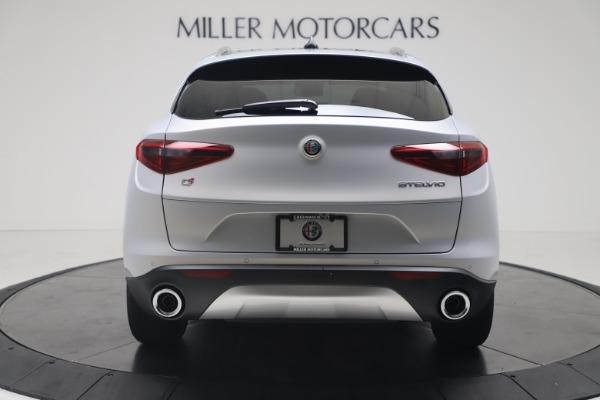 New 2020 Alfa Romeo Stelvio Q4 for sale Sold at Maserati of Westport in Westport CT 06880 6