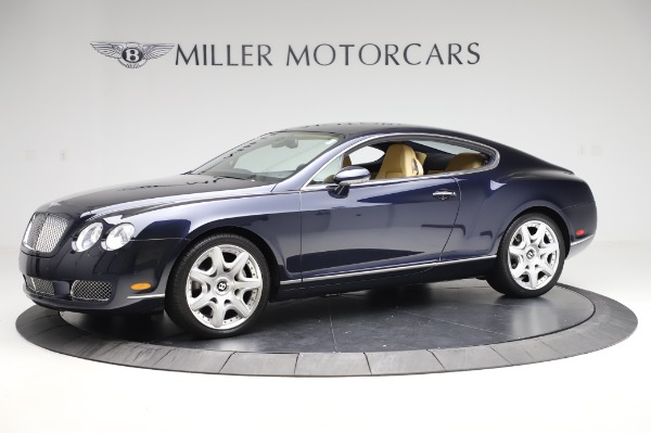 Used 2007 Bentley Continental GT GT for sale Sold at Maserati of Westport in Westport CT 06880 2