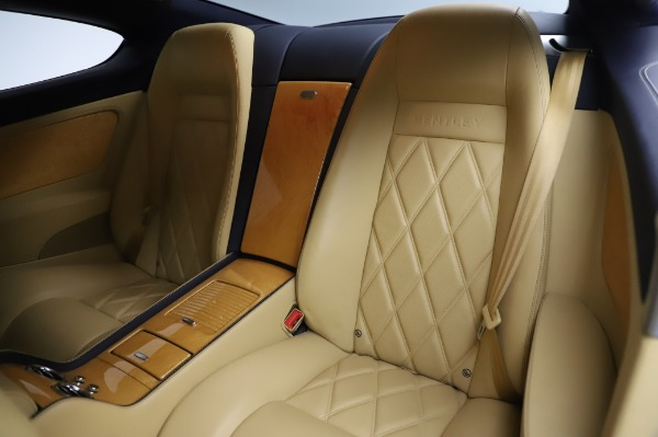 Used 2007 Bentley Continental GT GT for sale Sold at Maserati of Westport in Westport CT 06880 21