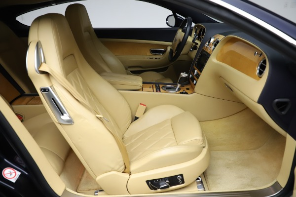 Used 2007 Bentley Continental GT GT for sale Sold at Maserati of Westport in Westport CT 06880 24