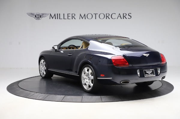 Used 2007 Bentley Continental GT GT for sale Sold at Maserati of Westport in Westport CT 06880 5