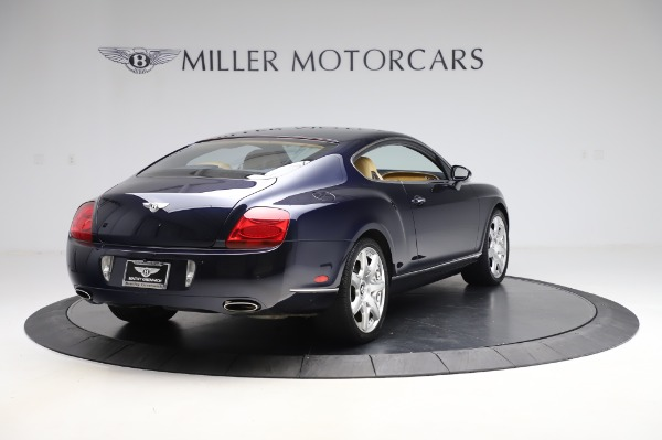 Used 2007 Bentley Continental GT GT for sale Sold at Maserati of Westport in Westport CT 06880 7