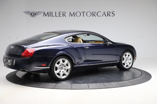 Used 2007 Bentley Continental GT GT for sale Sold at Maserati of Westport in Westport CT 06880 8