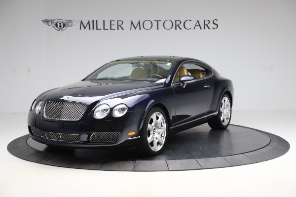 Used 2007 Bentley Continental GT GT for sale Sold at Maserati of Westport in Westport CT 06880 1
