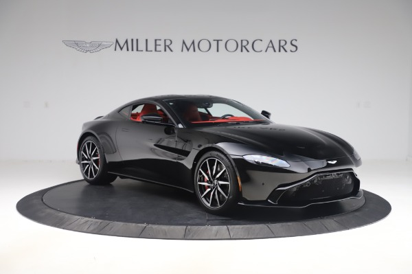 New 2020 Aston Martin Vantage Coupe for sale $185,181 at Maserati of Westport in Westport CT 06880 10