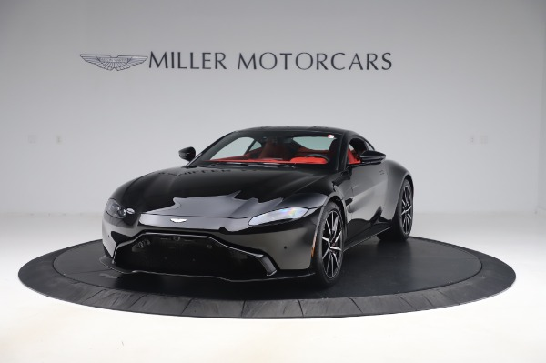 New 2020 Aston Martin Vantage Coupe for sale $185,181 at Maserati of Westport in Westport CT 06880 12