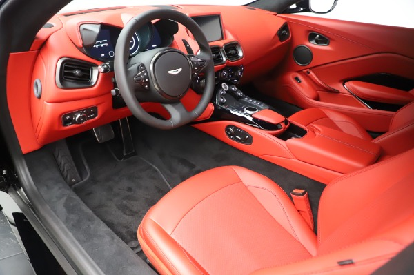 New 2020 Aston Martin Vantage Coupe for sale $185,181 at Maserati of Westport in Westport CT 06880 13
